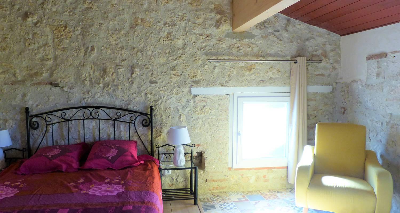 Bed & breakfast: chambres d'hôtes au clair de loup in saint-loup (132616)
