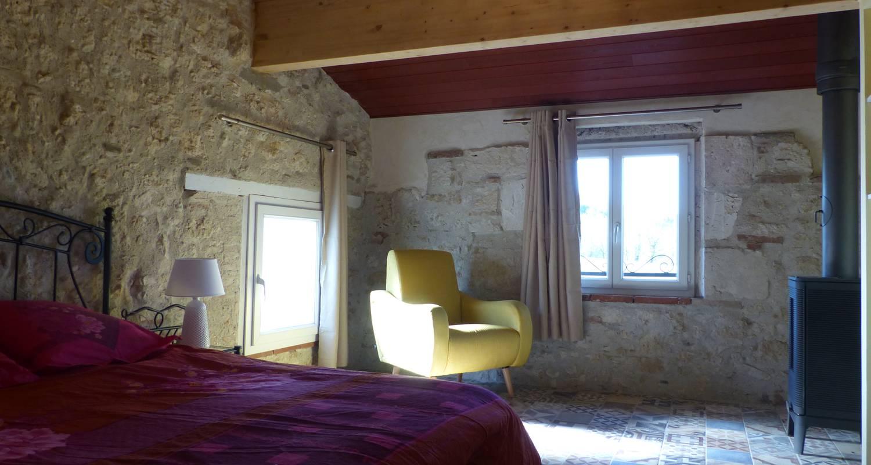 Bed & breakfast: chambres d'hôtes au clair de loup in saint-loup (132618)