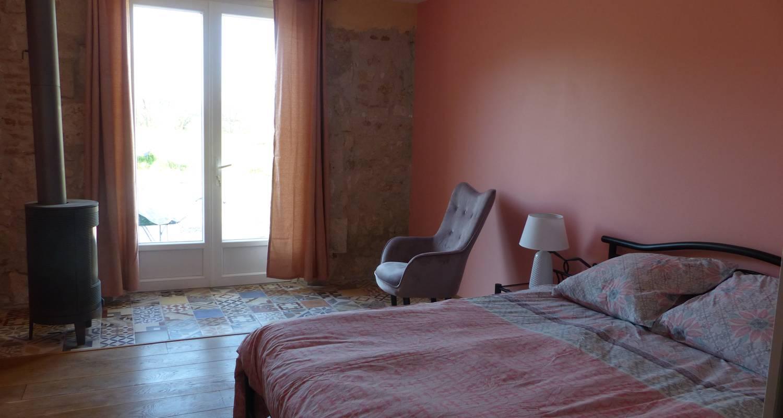Bed & breakfast: chambres d'hôtes au clair de loup in saint-loup (132621)