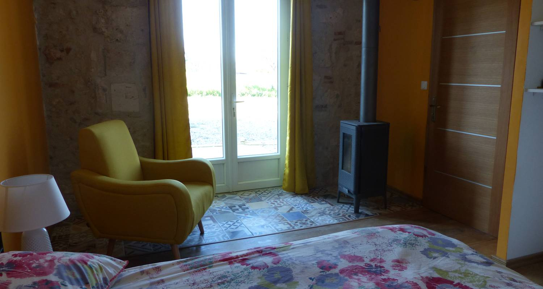 Bed & breakfast: chambres d'hôtes au clair de loup in saint-loup (132624)