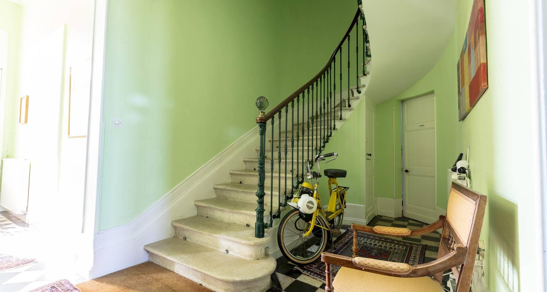 Chambre d'hôtes: chambres d'hôtes du jardin à montendre (132676)