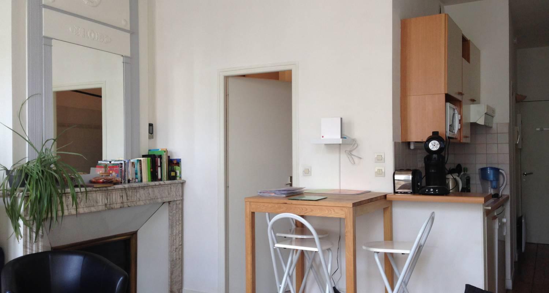 Logement meublé: appartement lumineux avec vue sur la tour de la lanterne à la rochelle (132698)