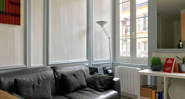 Logement meublé: appartement lumineux avec vue sur la tour de la lanterne à la rochelle (132697)
