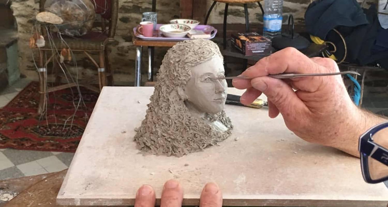 Activity: stage de sculpture in josselin (132841)