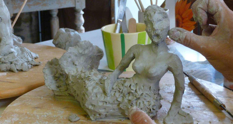 Activity: stage de sculpture in josselin (132843)