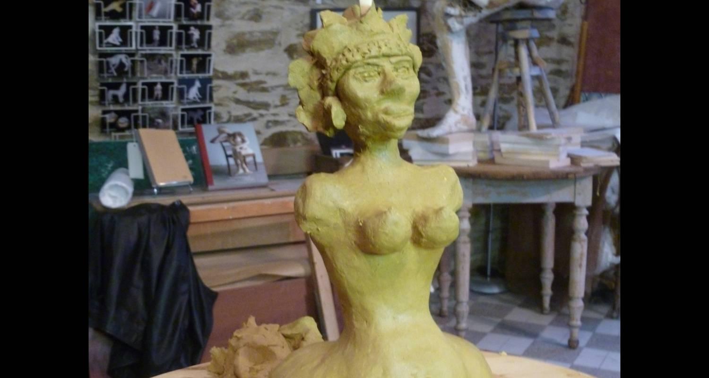 Activity: stage de sculpture in josselin (132840)