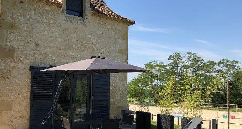 Gîte: le pigeonnier du château picon in eynesse (132846)