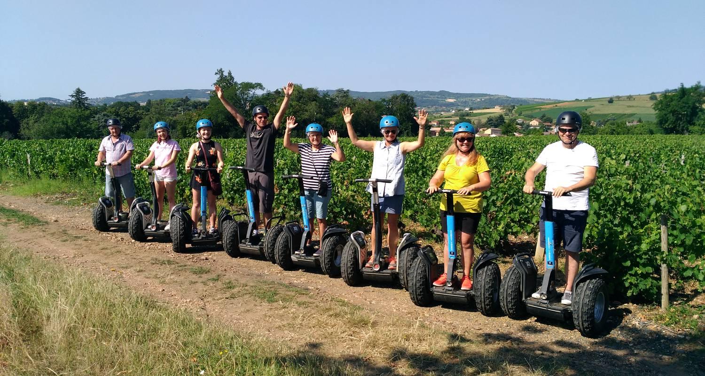 Activity: demi-journée d'activités dans le beaujolais in oingt (133039)