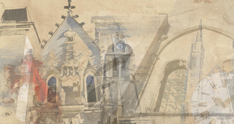 Activité: résoudre une enquête dans les rues de tours à tours (133104)