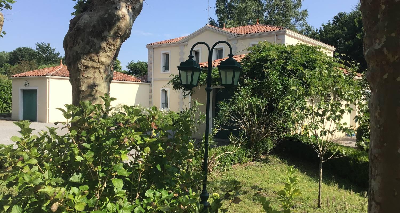 Bed & breakfast: chambre garden, domaine des sylènes  in saint-paul-lès-dax (133119)