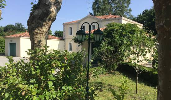 Chambre Garden, Domaine des Sylènes  picture