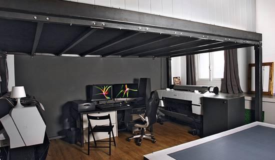 Séjours photographie et tirage photographique d'art avec hébergement dans un atelier professionnel à Brest / France