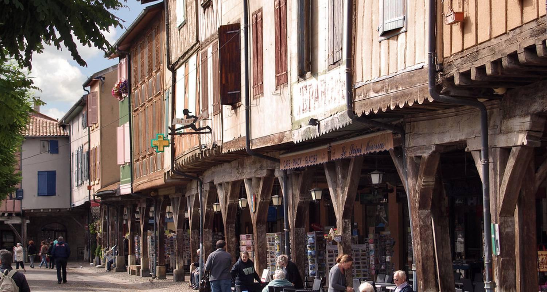 Activité: week-end découverte musicale en saint-julien-de-briola (133455)