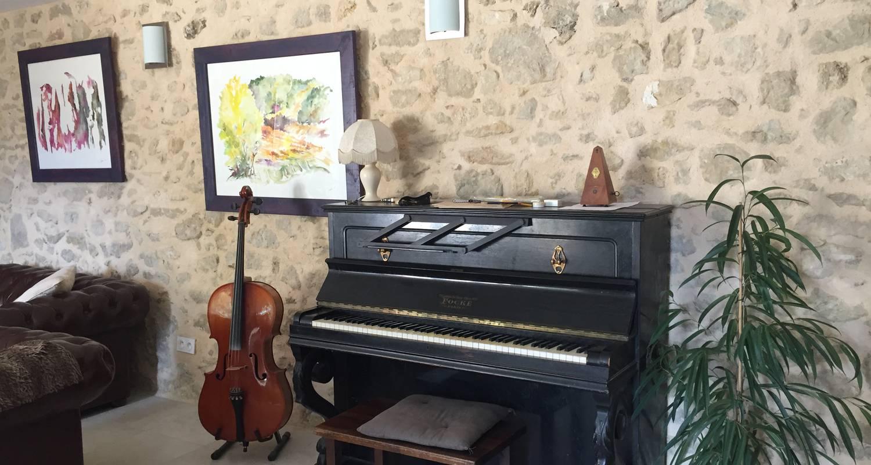 Activité: week-end découverte musicale en saint-julien-de-briola (133452)