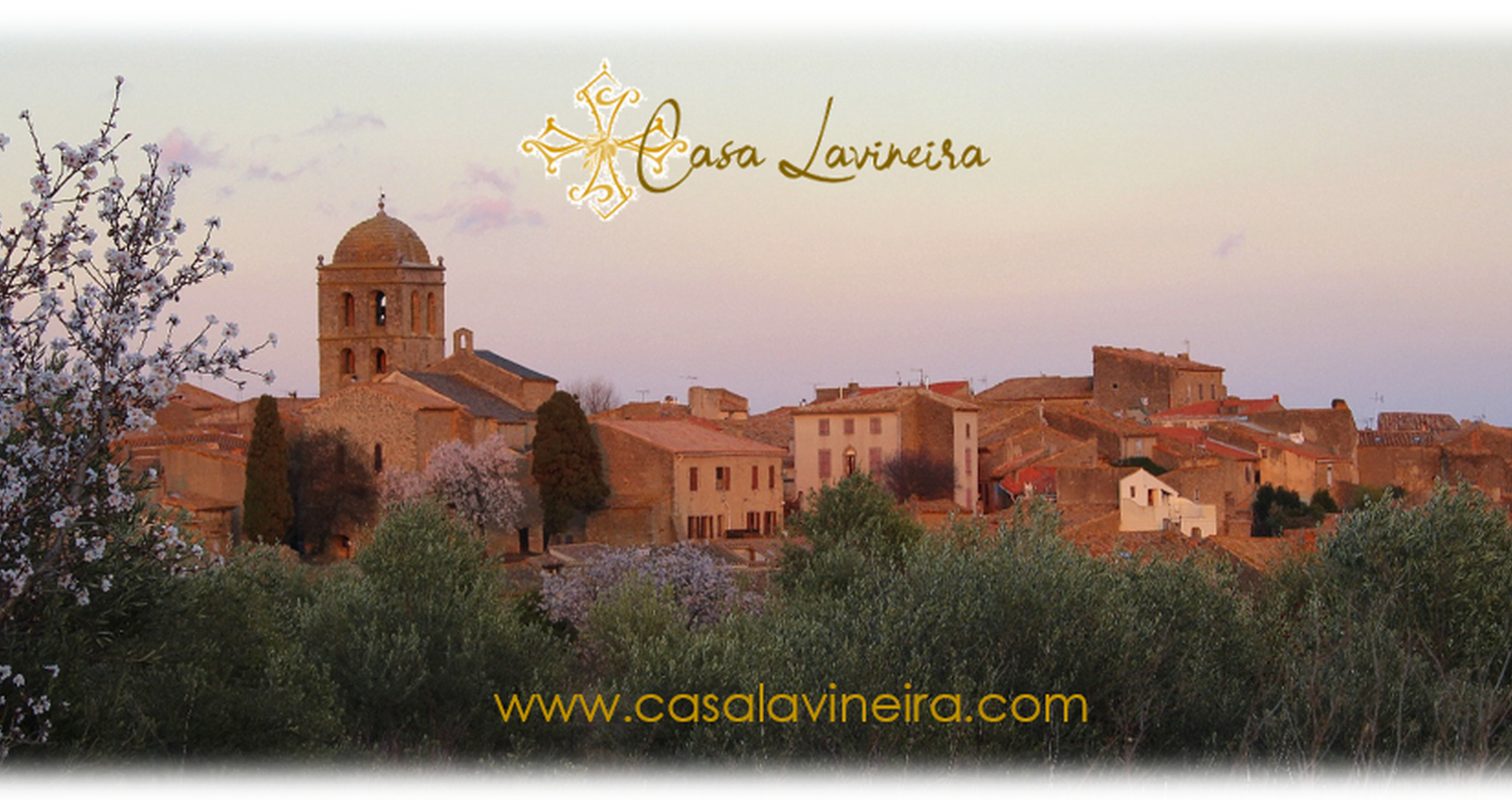 Gîte: casa lavineira | a peaceful, elegant and authentic experience in la livinière (133431)