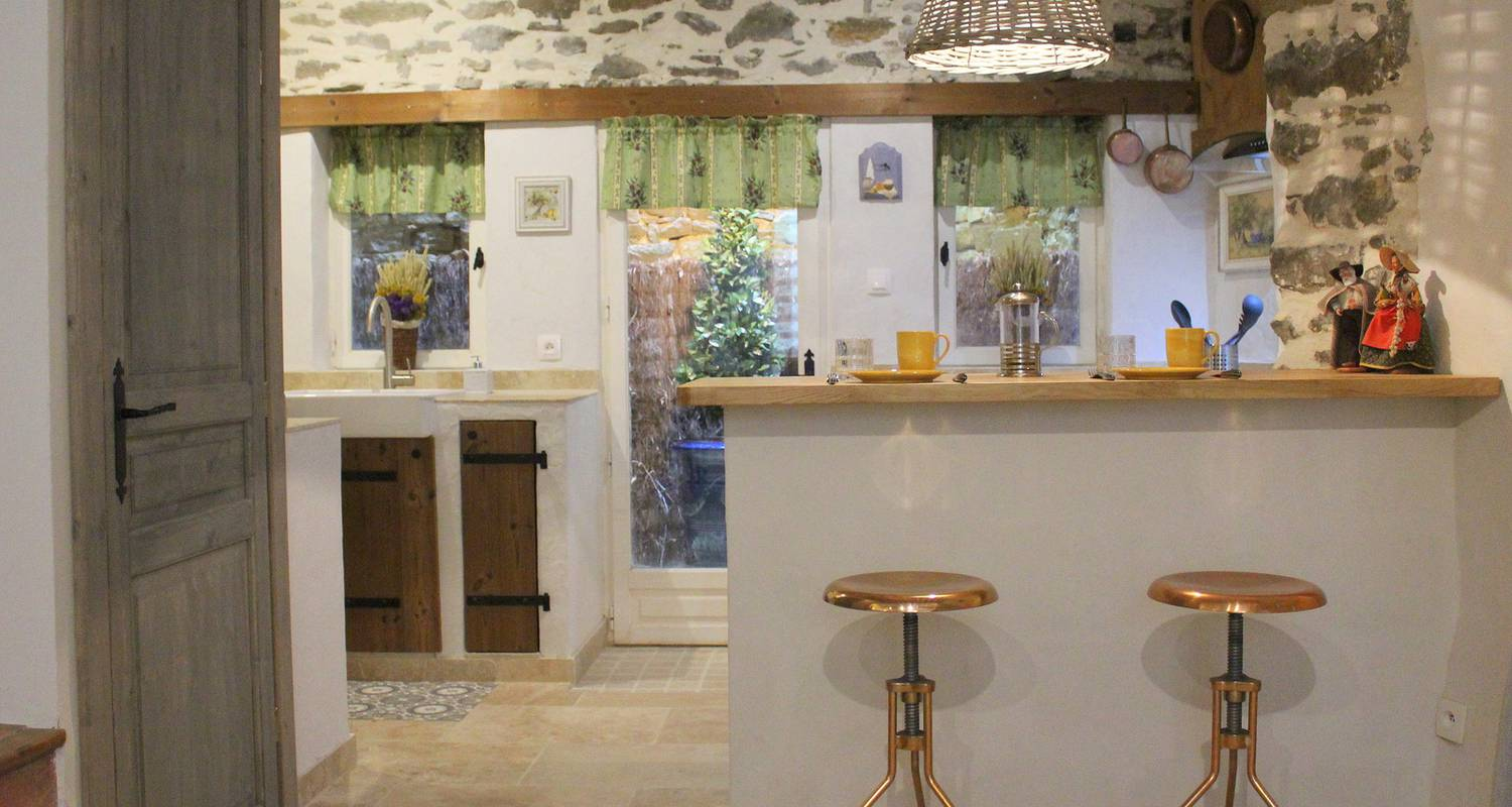 Gîte: casa lavineira | a peaceful, elegant and authentic experience in la livinière (133931)