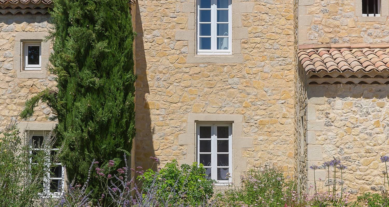 Hotel residence: le mas des alexandrins in uzès (133550)