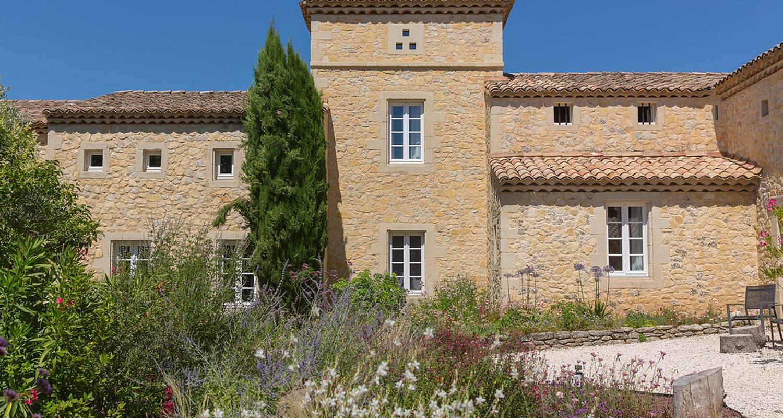 Hotel residence: le mas des alexandrins in uzès (133548)