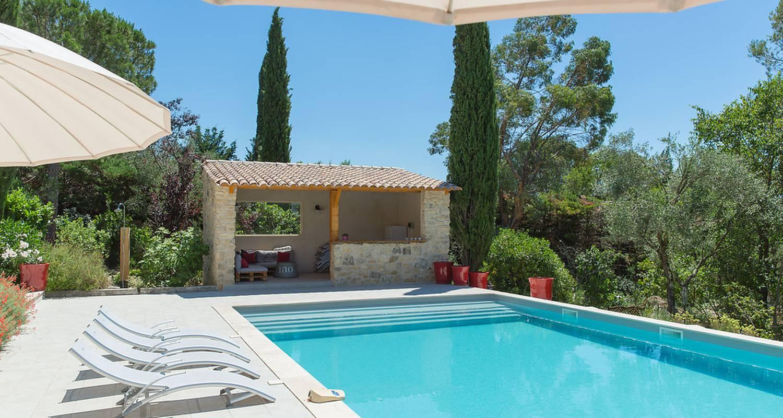 Hotel residence: le mas des alexandrins in uzès (133551)