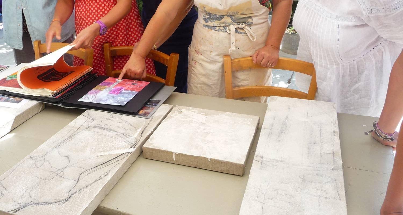 Activity: cours et stages dessin- peinture- modelage   in uzès (133577)