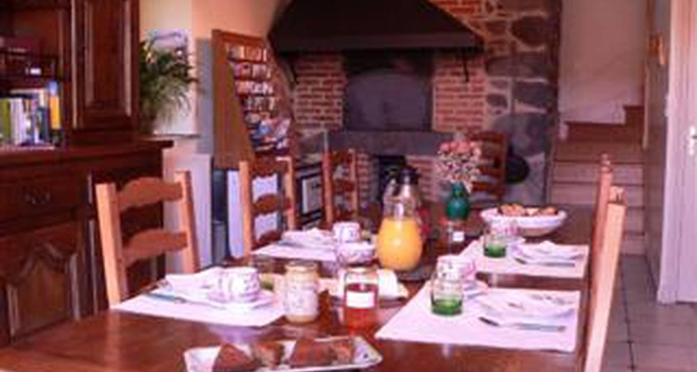 Activity: bed & breakfast la nichée in rochefort-montagne (133622)