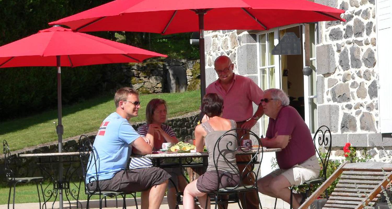 Activity: bed & breakfast la nichée in rochefort-montagne (133623)