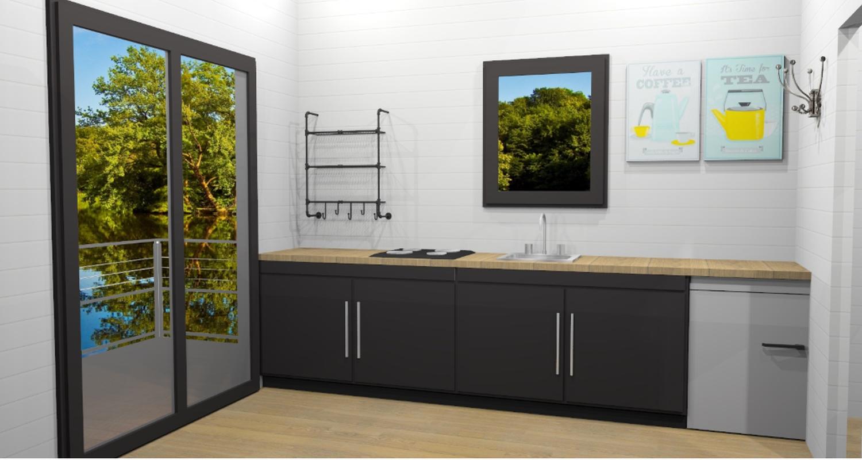 Rental, bungalow, mobile home: ilot bleu in châtillon-en-diois (133753)