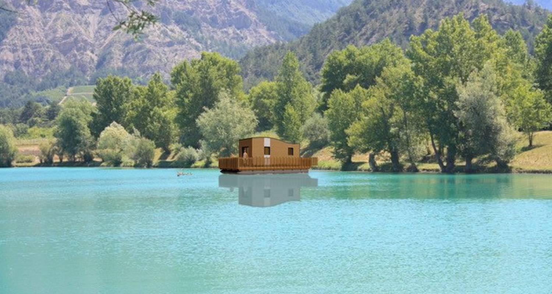 Rental, bungalow, mobile home: ilot bleu in châtillon-en-diois (133751)