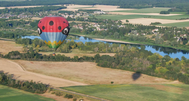 Activity: hotairballoon in vineuil (133967)