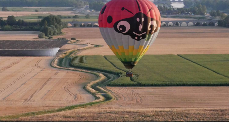 Activity: hotairballoon in vineuil (133968)